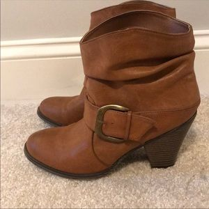 MIA vegan leather bootie